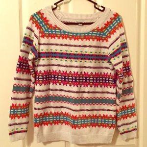 Fair Isle Sweater 💕